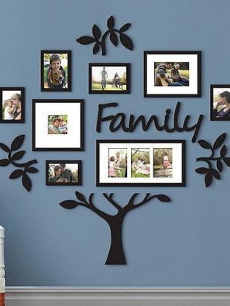 Árvore Família